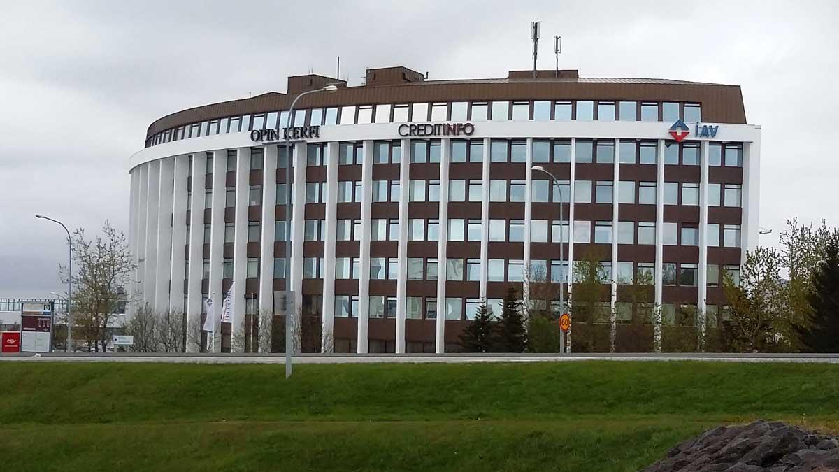 Höfðabakki 9
